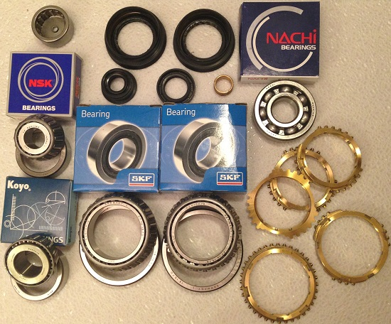 rs5f31a rs5f31g rn4f31a transmission rebuild kit with synchro rings rh transmissionpartsdistributors com manual transmission rebuild kits nissan manual transmission rebuild kit vendors